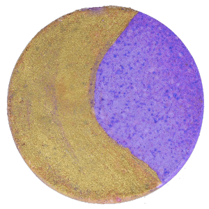 Moon Child Watercolour Kaolin Clay Bath Bomb